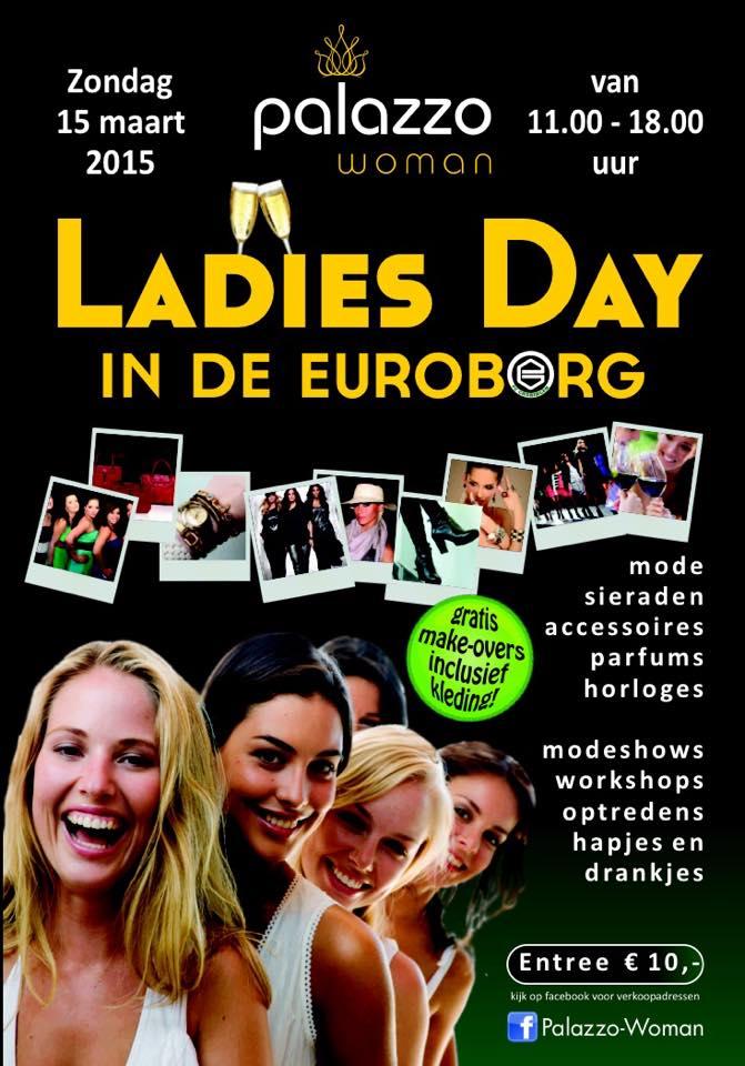 Ladies Day Palazzo